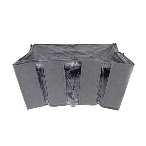 Tempat Baju Fiber Storage Box Bamboo Charcoal Anti Bacterial Hpr002 plastic sweater boxes promotion shop for promotional plastic sweater boxes on aliexpress