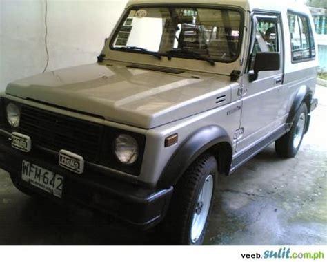1998 Suzuki Samurai Suzuki Samurai 1998 For Sale From Benguet Baguio Adpost
