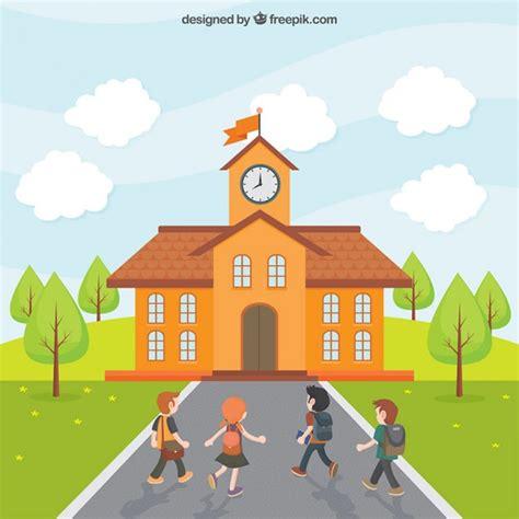 imagenes animadas escuela image gallery escuelas animadas