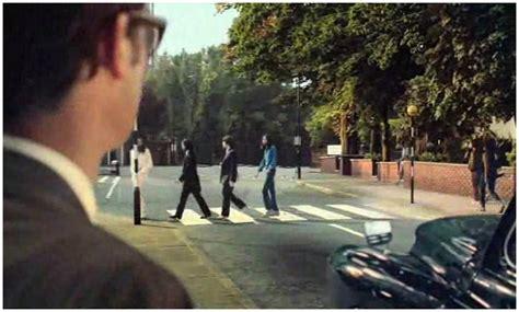 imagenes extrañas de los beatles los beatles antes de cruzar abbey road taringa