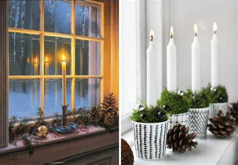 fensterbrett weihnachtlich dekorieren 1001 ideen zum thema fensterbank weihnachtlich dekorieren