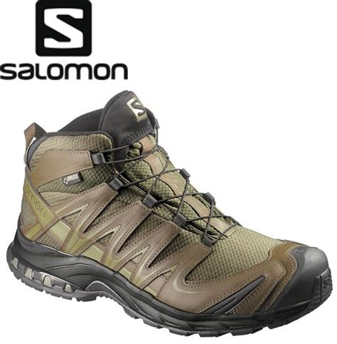 Grosiran Salomon Forces Xa Pro 3d Gtx Camo Iguana Green Original chaussures salomon xa pro 3d mid gtx forces camo