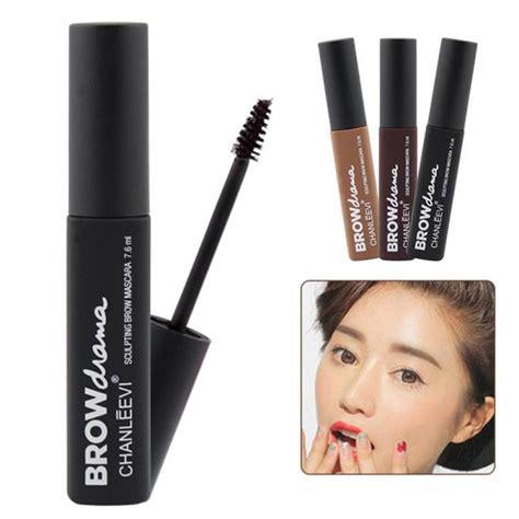 Tato Tint Eyebrow Spidol Mascara Waterproof 1 eye brow tint waterproof lasting peel dye