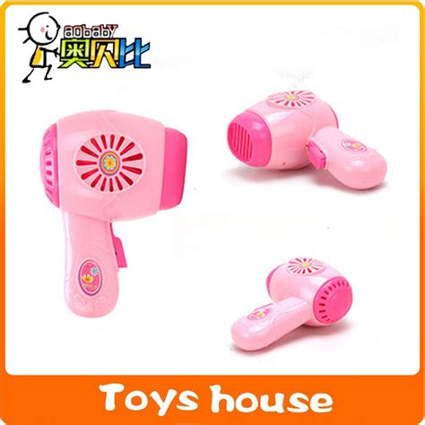 Hair Dryer Figures mini hair dryer mini toys pretend toys classic products