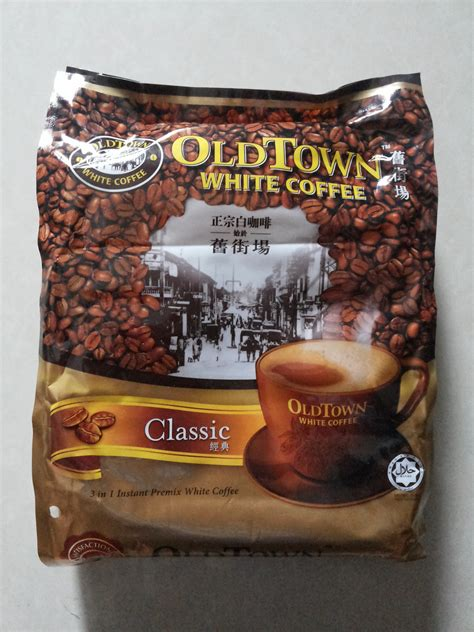 Kopi Oldtown jual kopi town white coffee 3 in 1 classic amira collections