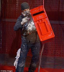 spray painter falkirk how royal mail builds britain s iconic letter boxes