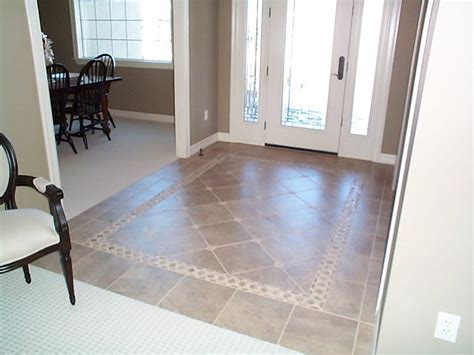 tile floor design idea tile pinterest entry ways entry way tile pattern ideas universal home builders