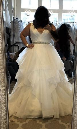 Mori Lee Milly, $700 Size: 22   New (Un Altered) Wedding
