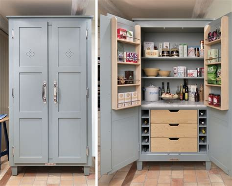 free standing kitchen pantry furniture cupboards alicia s collection custom furniture