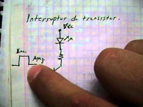 transistor pnp como interruptor transistor como interruptor transistor