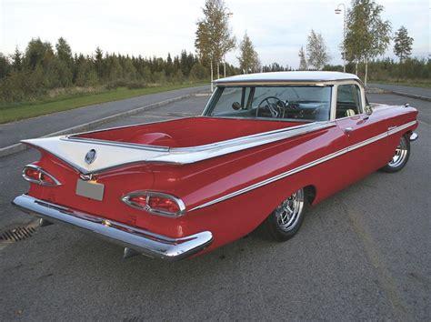 el camino 1959 chevrolet el caminos
