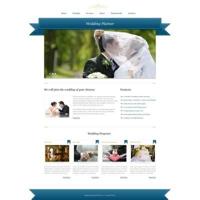wedding planner website template wedding planner website templates