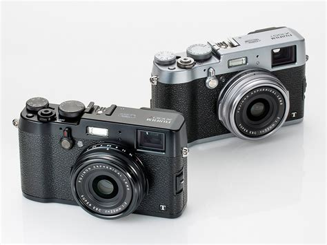 Fuji X100t the third generation x100t premium digital compact featuring the world s electronic