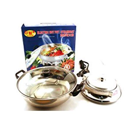 electric steamboat electric hot pot steamboat 30cm pack of 1