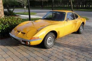 Opel Gt 1972 1972 Opel Gt 2 Door Coupe 151363