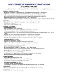 rn resume summary of qualifications exles for human resume summary exle getessay biz