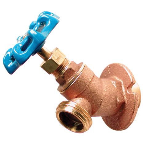 Silcock Faucet by Shop American Valve 1 2 In Sweat Brass Sillcock Valve At