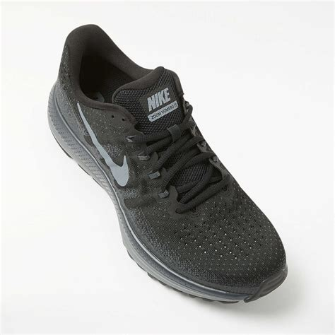 running shoes lewis nike air zoom vomero 13 s running shoes black