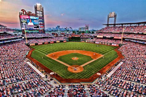 Citizen S Bank Park At Twilight Philadelphia Phillies