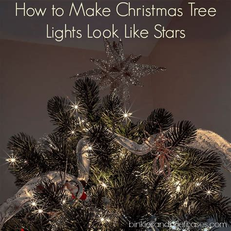 how to take great pictures of christmas tree lights