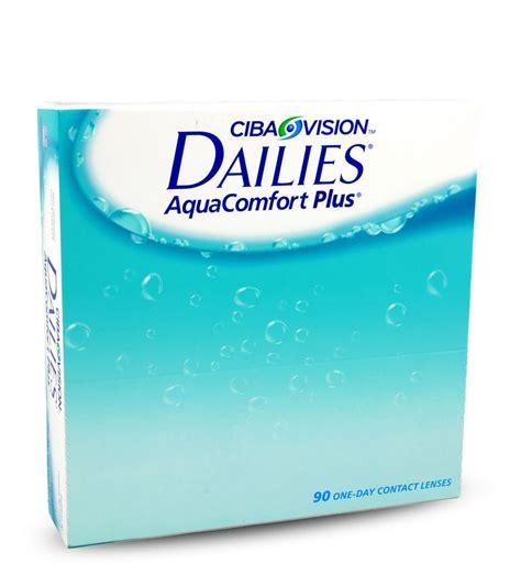 daily aqua comfort plus lenssky