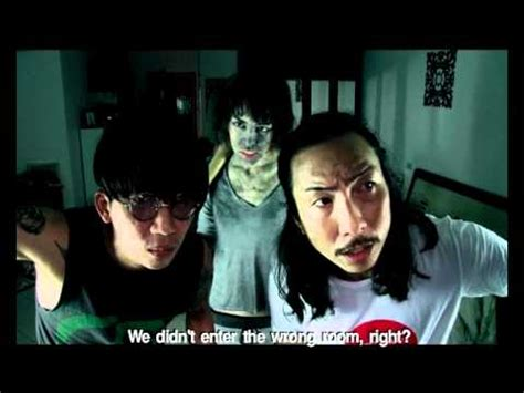 film ghost comedy trailer quot ghost day quot thai movie 2012 by phranakorn film
