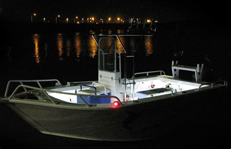 white led boat lights white blue 8m led boat light kit hard korr australia