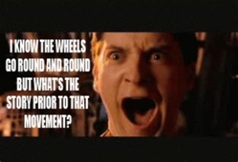 Meme Tobey Maguire - tobey maguire quotes quotesgram