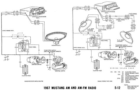 1966 mustang wiring diagram wiring diagram with description