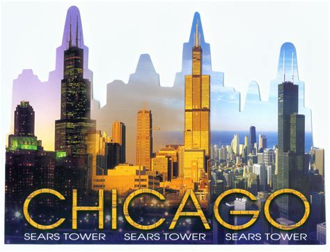 Chicago Illinois Search Chicago Il Postcard Www Imgkid The Image Kid Has It