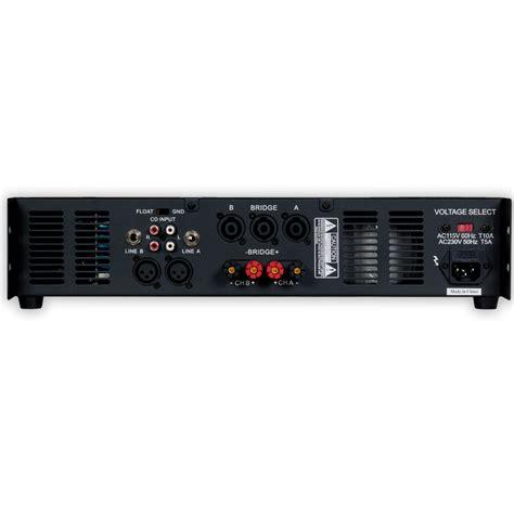 Power Lifier Watt podium pro vx1000 power lifier 2 channel 1000 watt pa