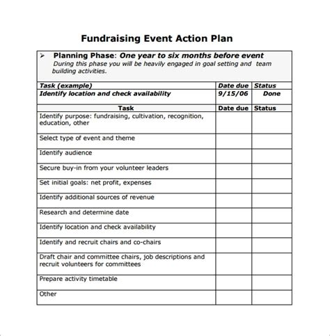 Event Planning Template 11 Free Documents In Word Pdf Ppt Event Business Plan Template
