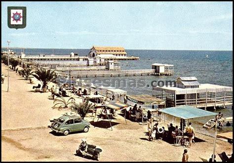 imagenes antiguas de murcia playa de la concha en los alcazares murcia fotos antiguas