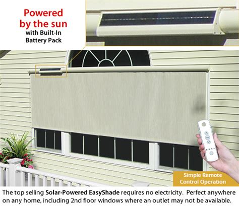 Sunsetter Awning Replacement Remote by Sunsetter Easyshade Solar Screens