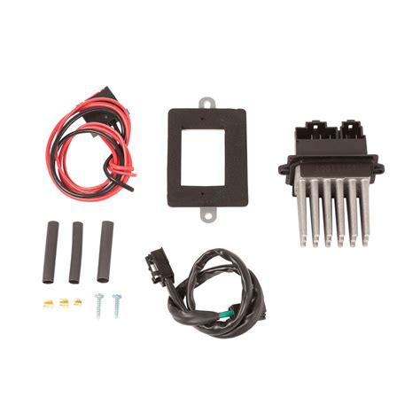 jeep compass blower motor resistor 17909 06 blower resistor module upgrade kit 99 04 grand wj