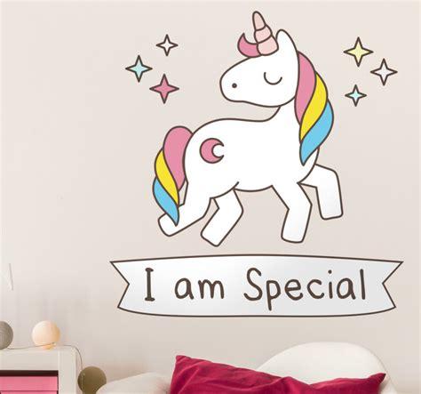 imagenes arre unicornio naklejka jednorożec i am special tenstickers