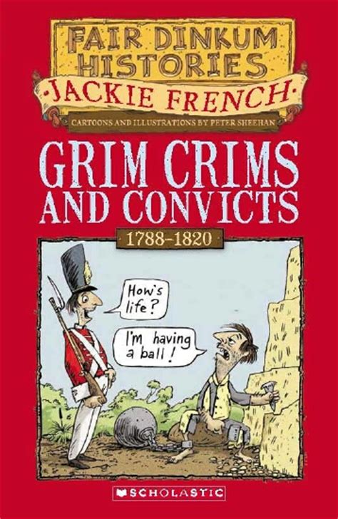 the crims books the store fair dinkum histories 2 grim crims and