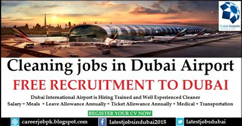 cleaner jobs in dubai cleaning jobs in dubai airport