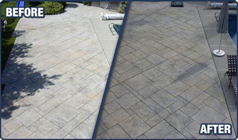 Natural Stone & Pattern Concrete   Sealtech