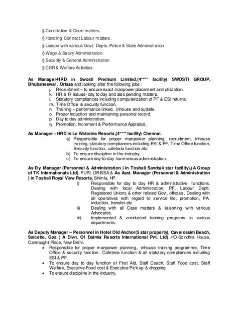 Sle Resume For Sap Pp by Sap Functional Consultant Resume Sle 28 Images Sap Sd