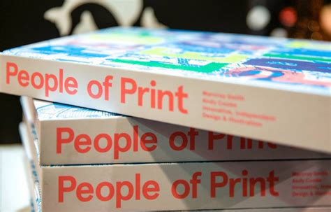 libro people of print innovative people of print book innovative independent design and illustration people of print