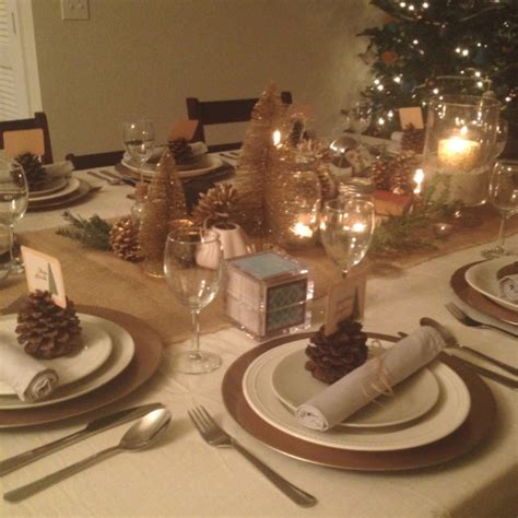 1000 images about dinner table settings on pinterest