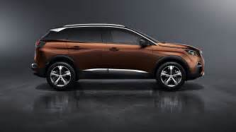 Peugeot 3008 Crossover Peugeot 3008 Revealed A New Suv Look For Pug S 2016