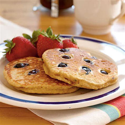 blueberry pancake recipe what s in season blueberry pancakes blueberry recipes