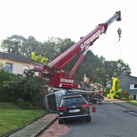 Crane Cribbing by Runaway Crane Crane Accidents