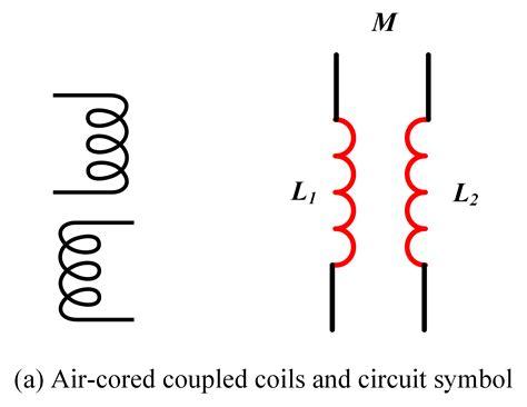coil circuit symbol wiring diagram
