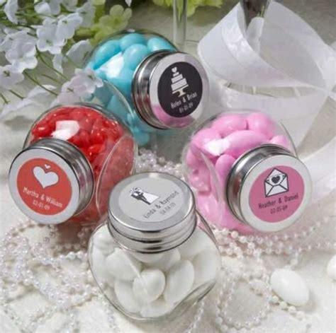 Souvenir Wedding Sukulen Plus Pita la bonbonni 232 re en verre une touche mignon pour votre