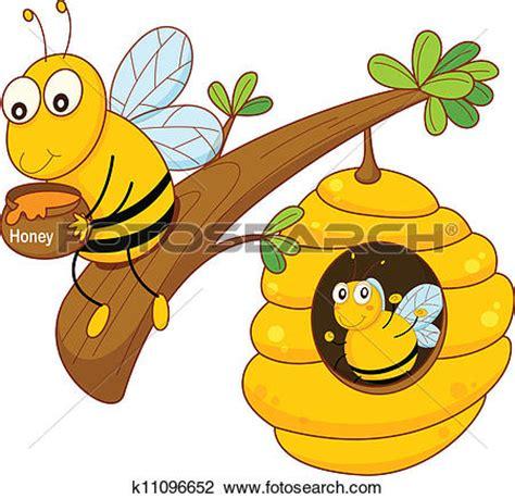 honey bee clip honeybees clipart clipground