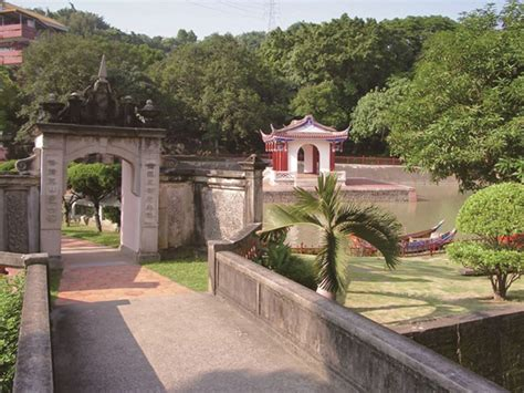 the family mansion and garden the s garden in wufeng lai yuen taichung tourism