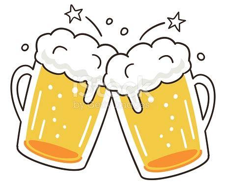 beer cheers cartoon cheers beer stock vector art 696924400 istock